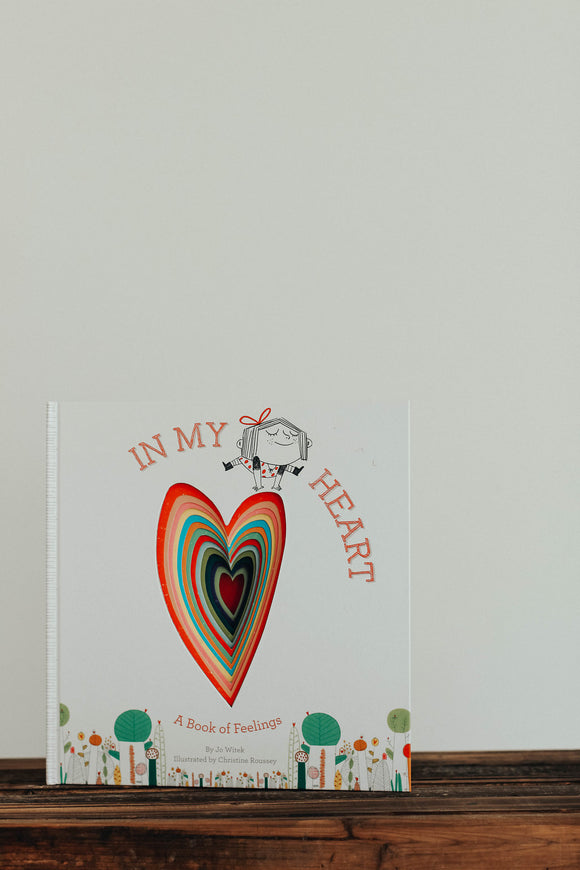 In My Heart Book | ROOLEE Kids
