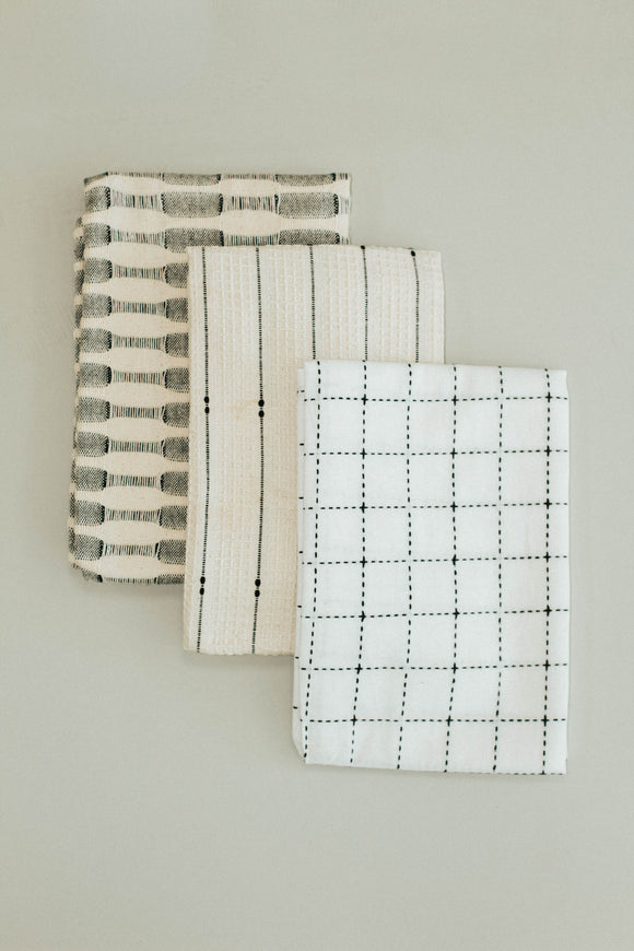 Copenhagen Tea Towel Set | ROOLEE Home