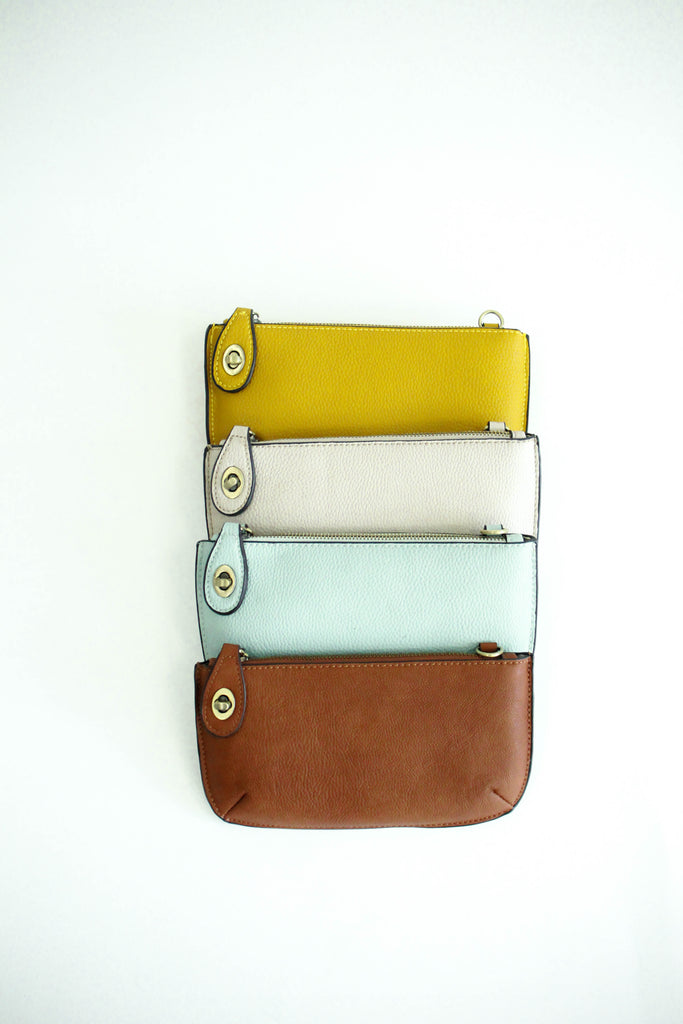 Uptown Messenger Purse | ROOLEE