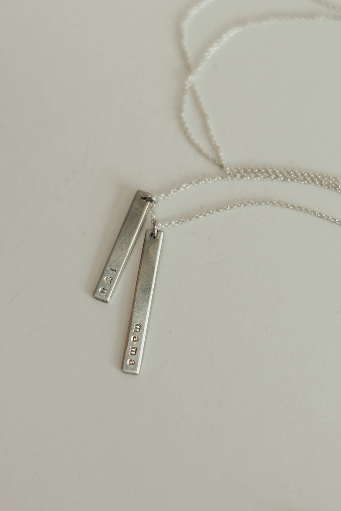 Mama Ray Bar Necklace