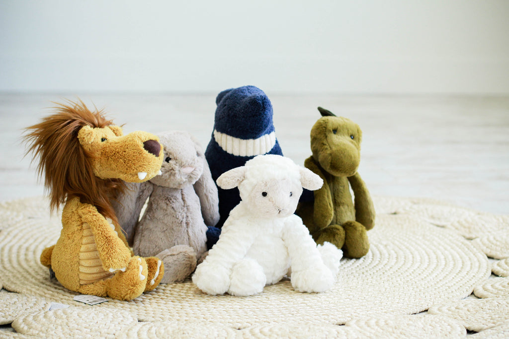 Cute Stuffed Animals for Kids | ROOLEE Kids