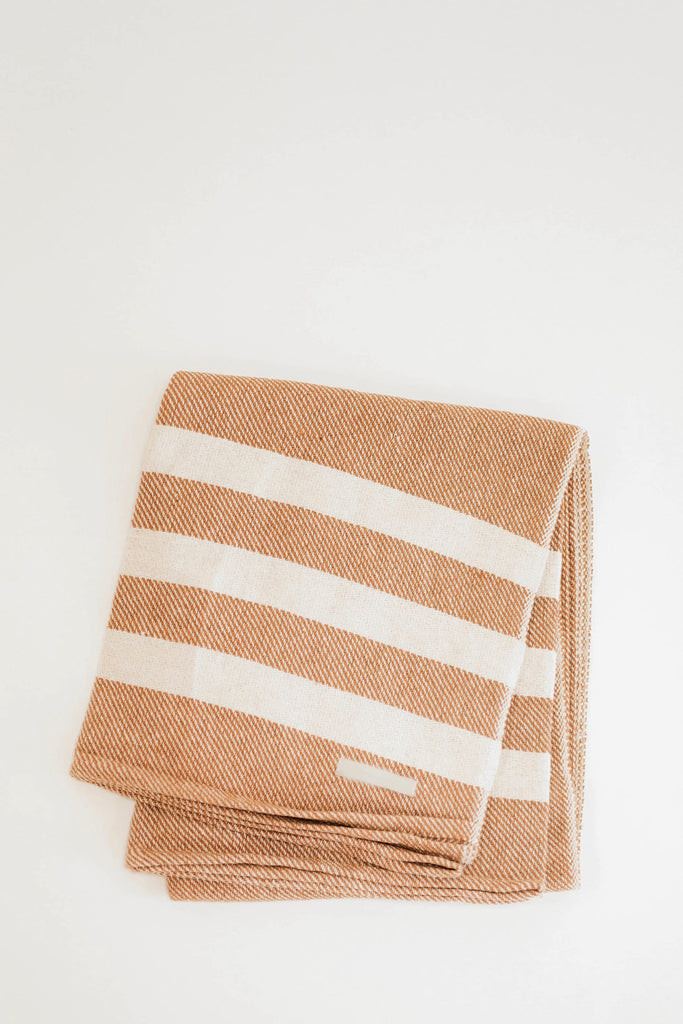 Madrid Knit Throw | ROOLEE