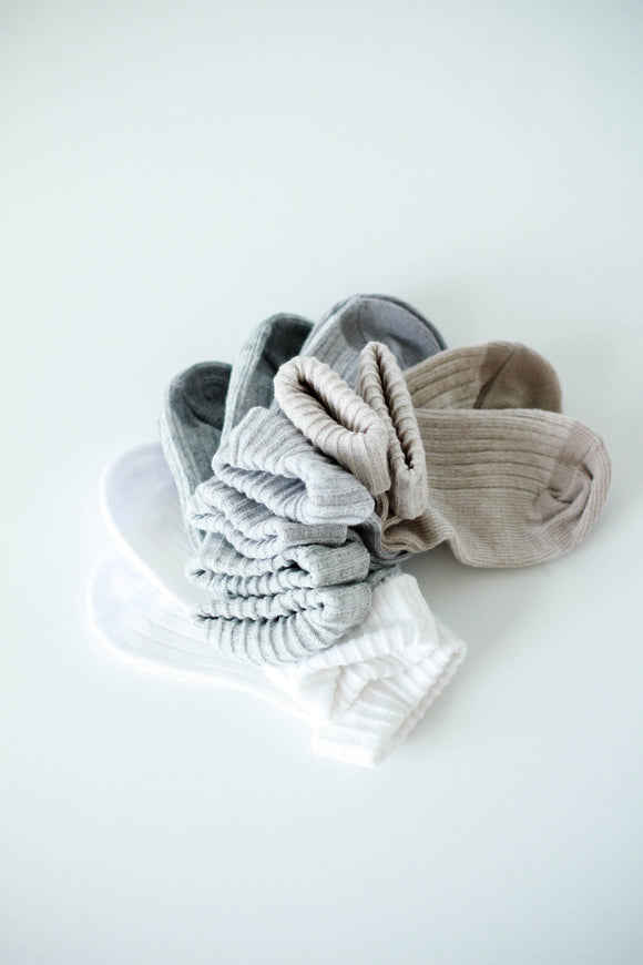 Snuggle Cuffed Socks | ROOLEE Kids