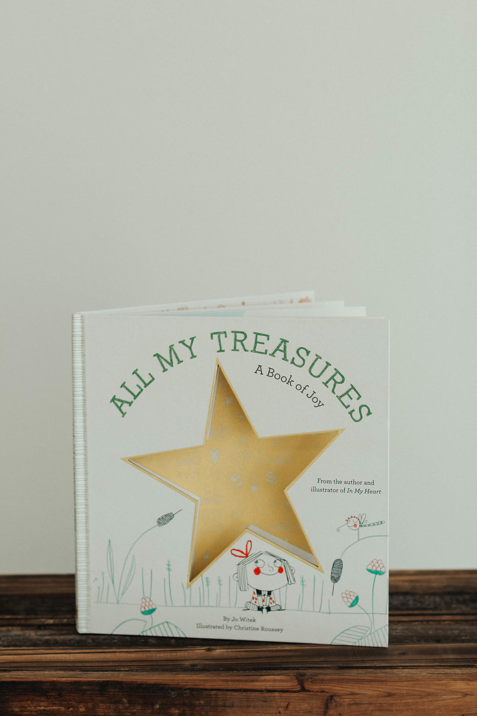 All My Treasures Book | ROOLEE