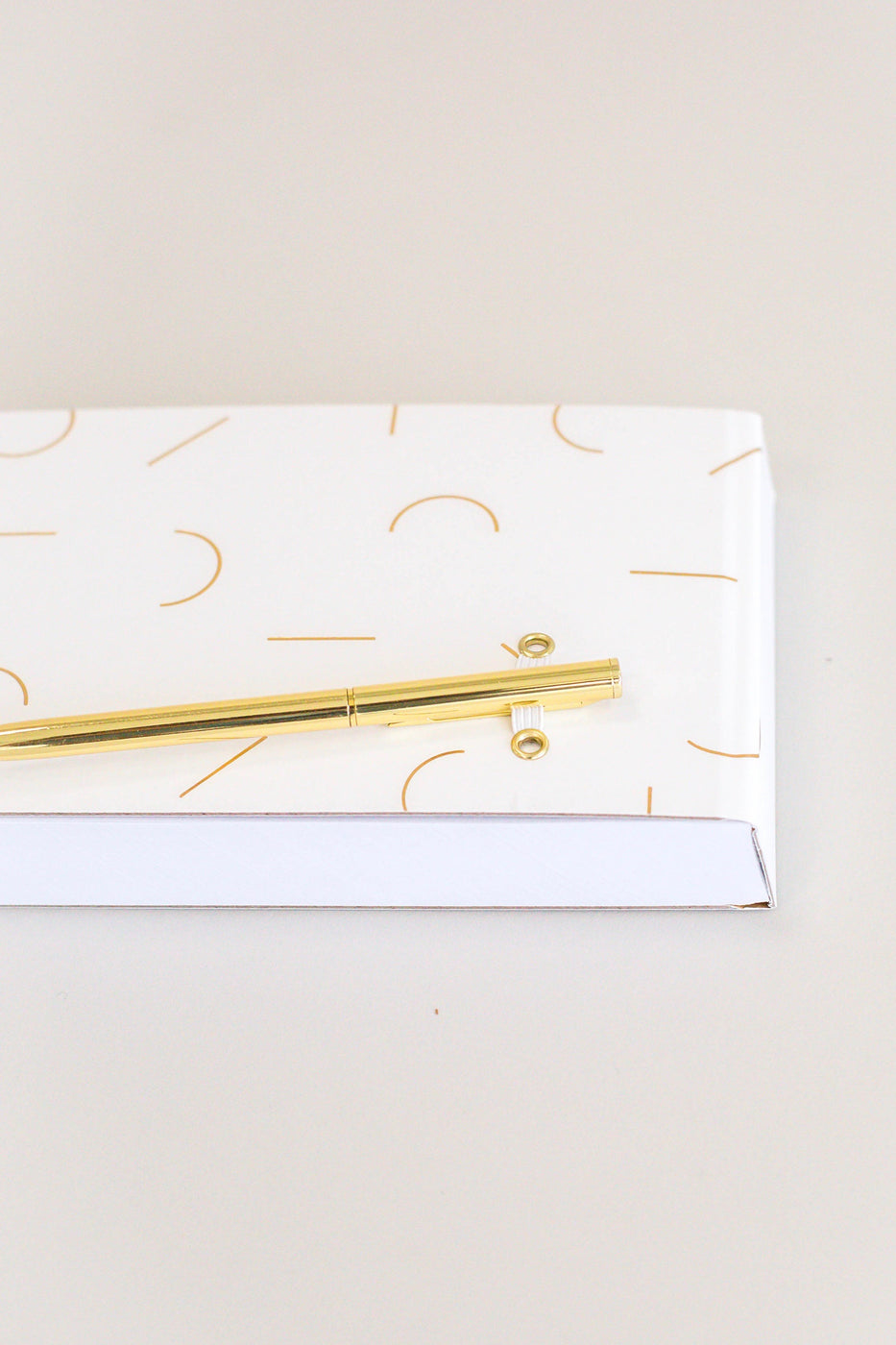 Cute Note Pad Stationary With Pen | ROOLEE