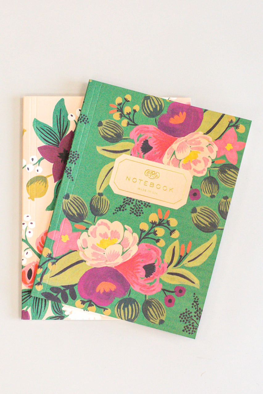 Floral Notebook Set | ROOLEE