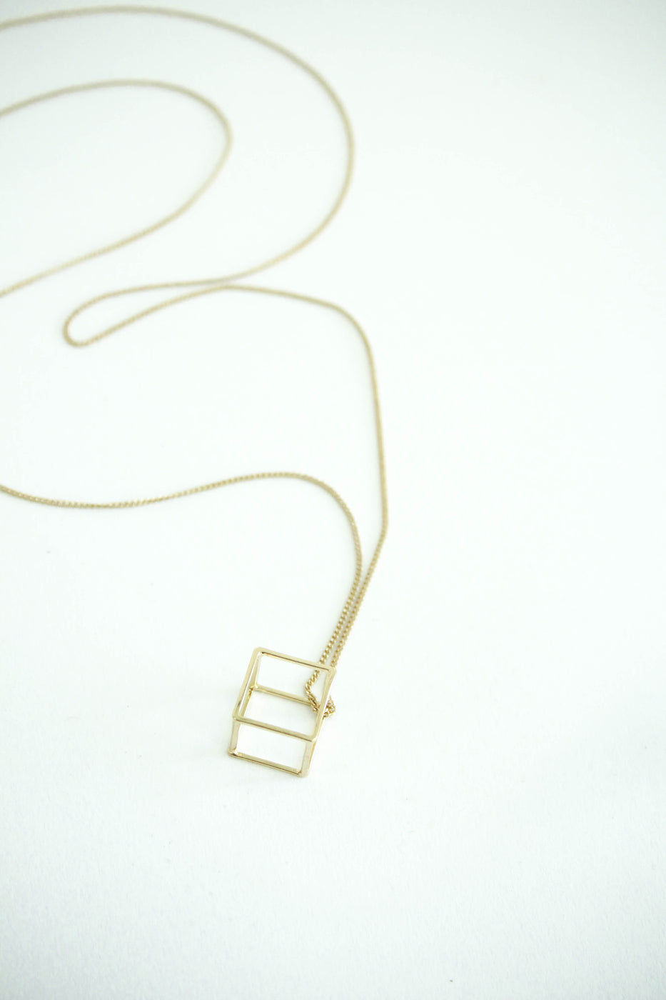Gold Geometric Simple Jewelry | ROOLEE