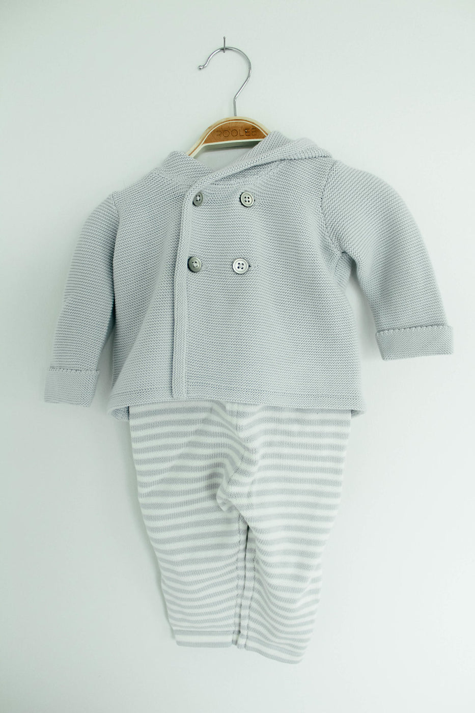 Grey + White Baby Outfit Ideas | ROOLEE Kids