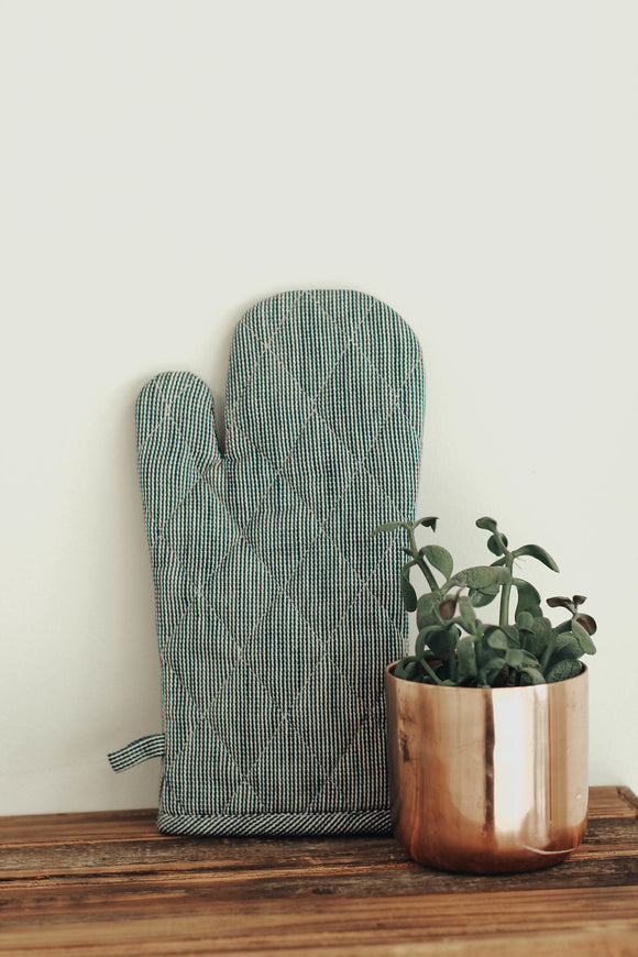 Newberry Oven Mitt | ROOLEE Home