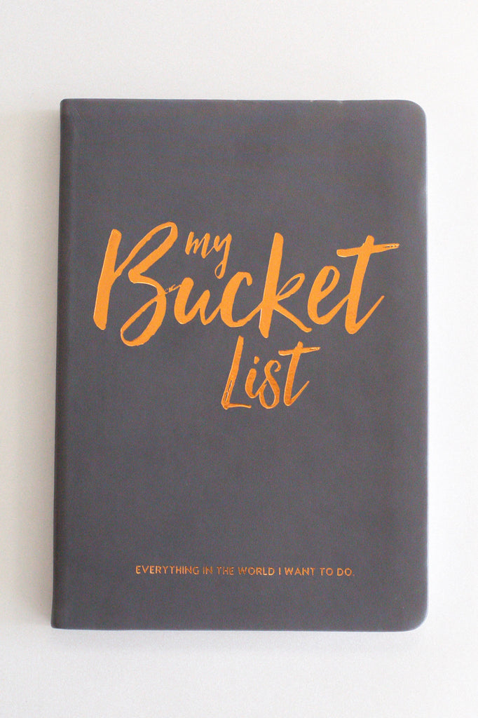 My Bucket List Journal | ROOLEE Gifts