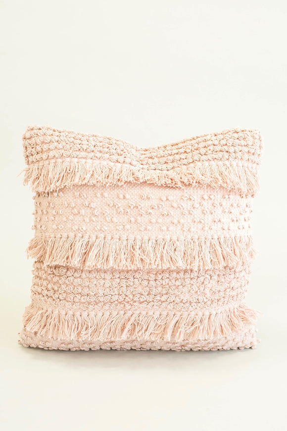 Hallie McKenna Texture Pillow