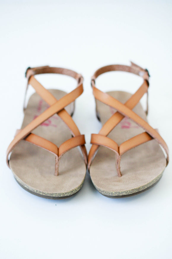 The Beachside Sandal | ROOLEE Kids