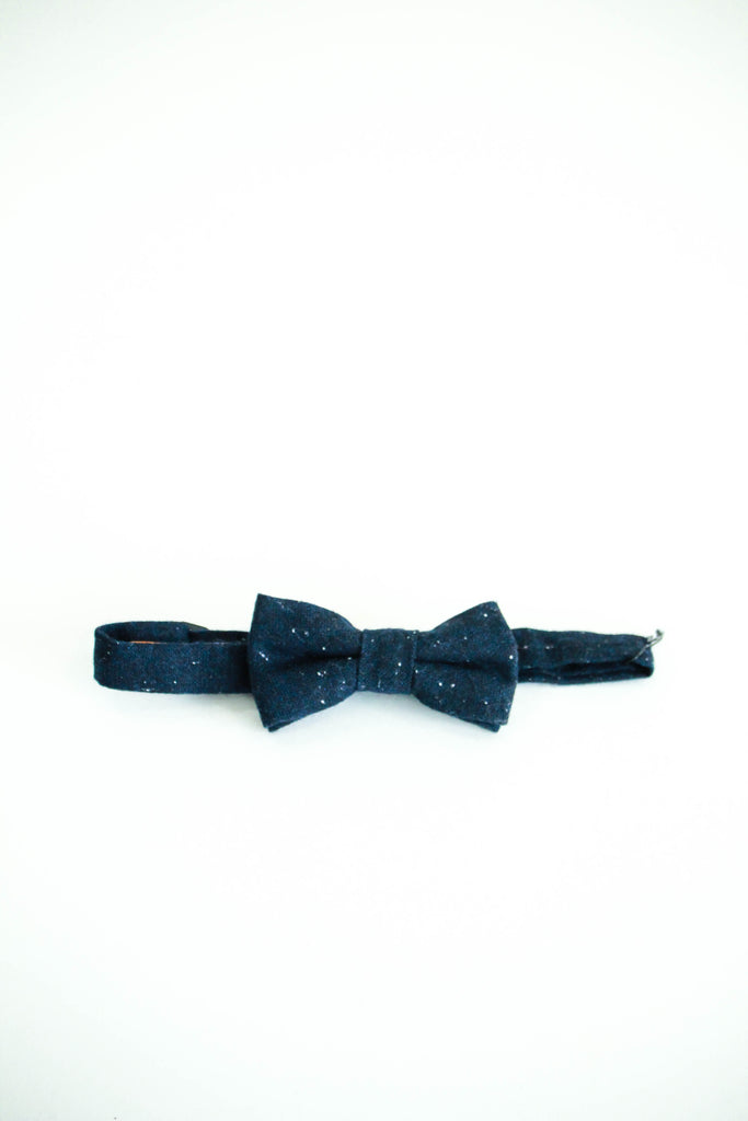Clarence Bow Tie in Navy | ROOLEE Kids