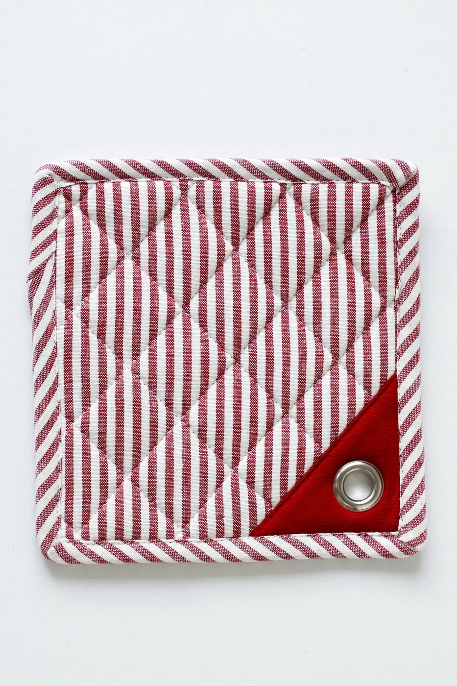 Edinburgh Stripe Pot Holder | ROOLEE