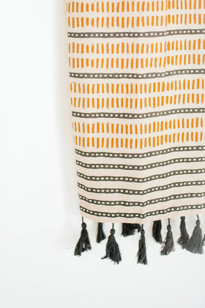 Auckland Print Apron | ROOLEE