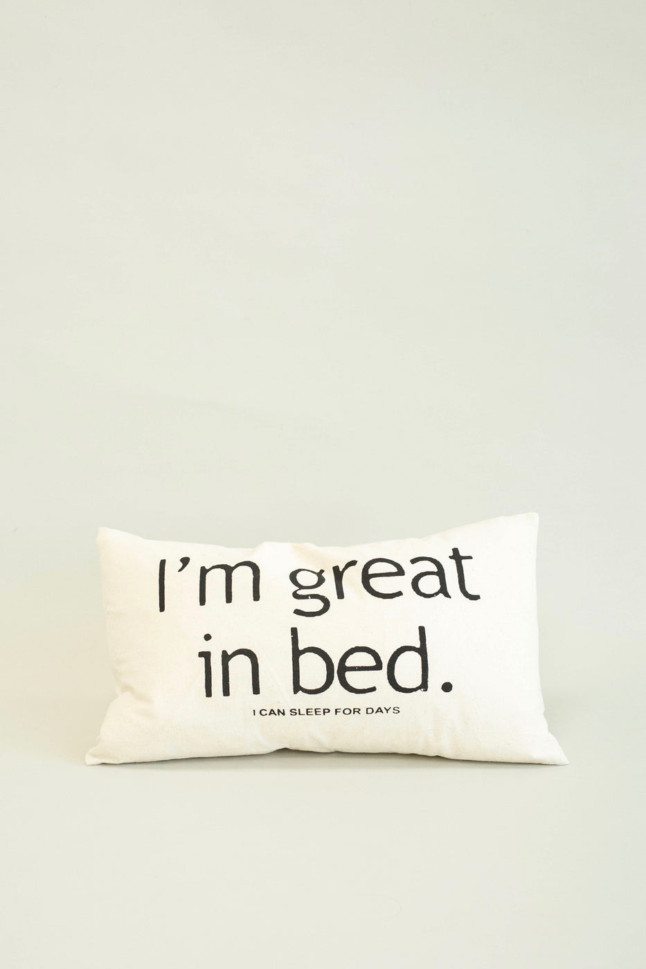 Great In Bed Pillow