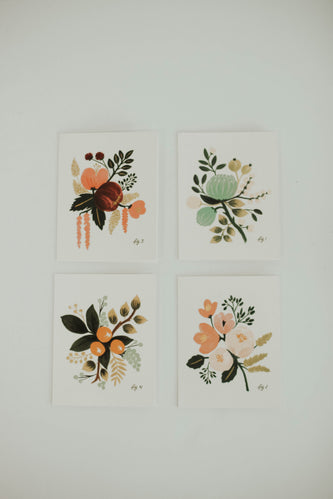 Assorted Botanical Card Set | ROOLEE
