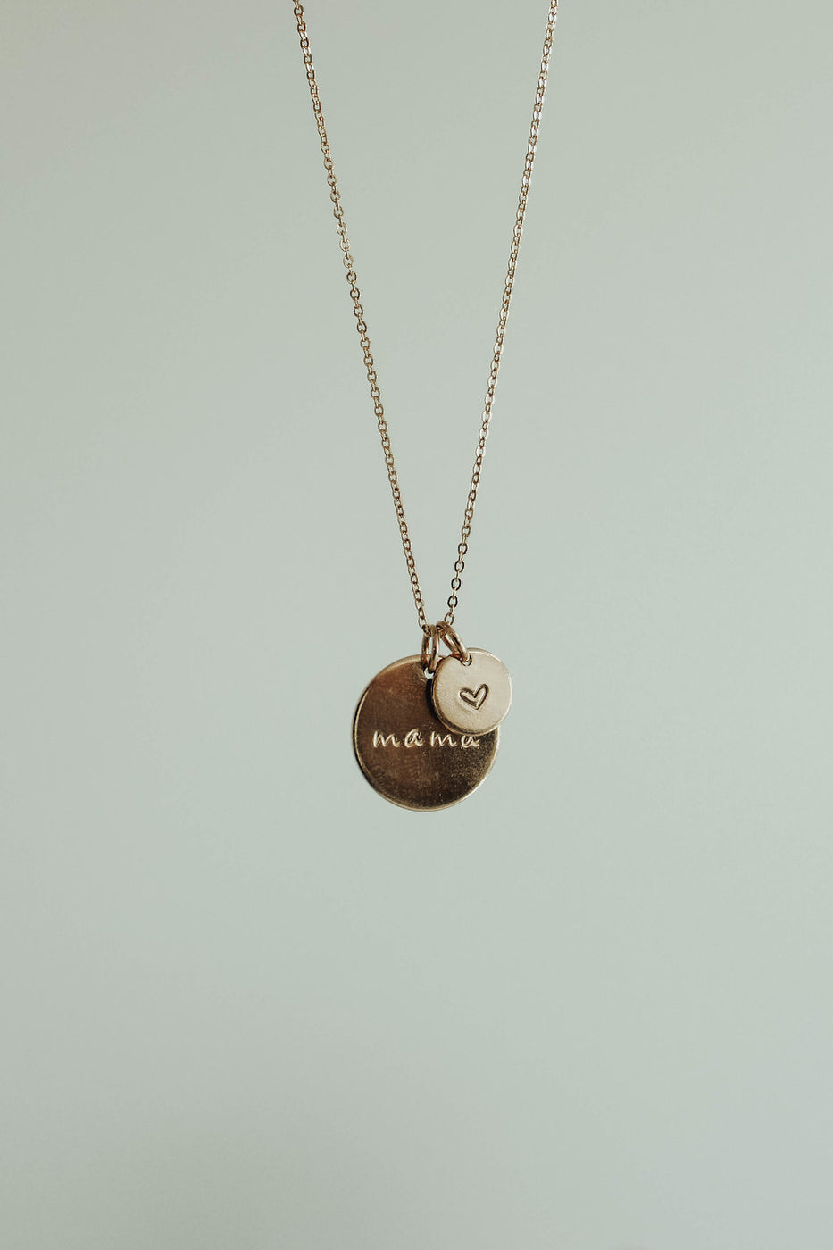 Made by Mary Gold Mama Necklace Duo | ROOLEE