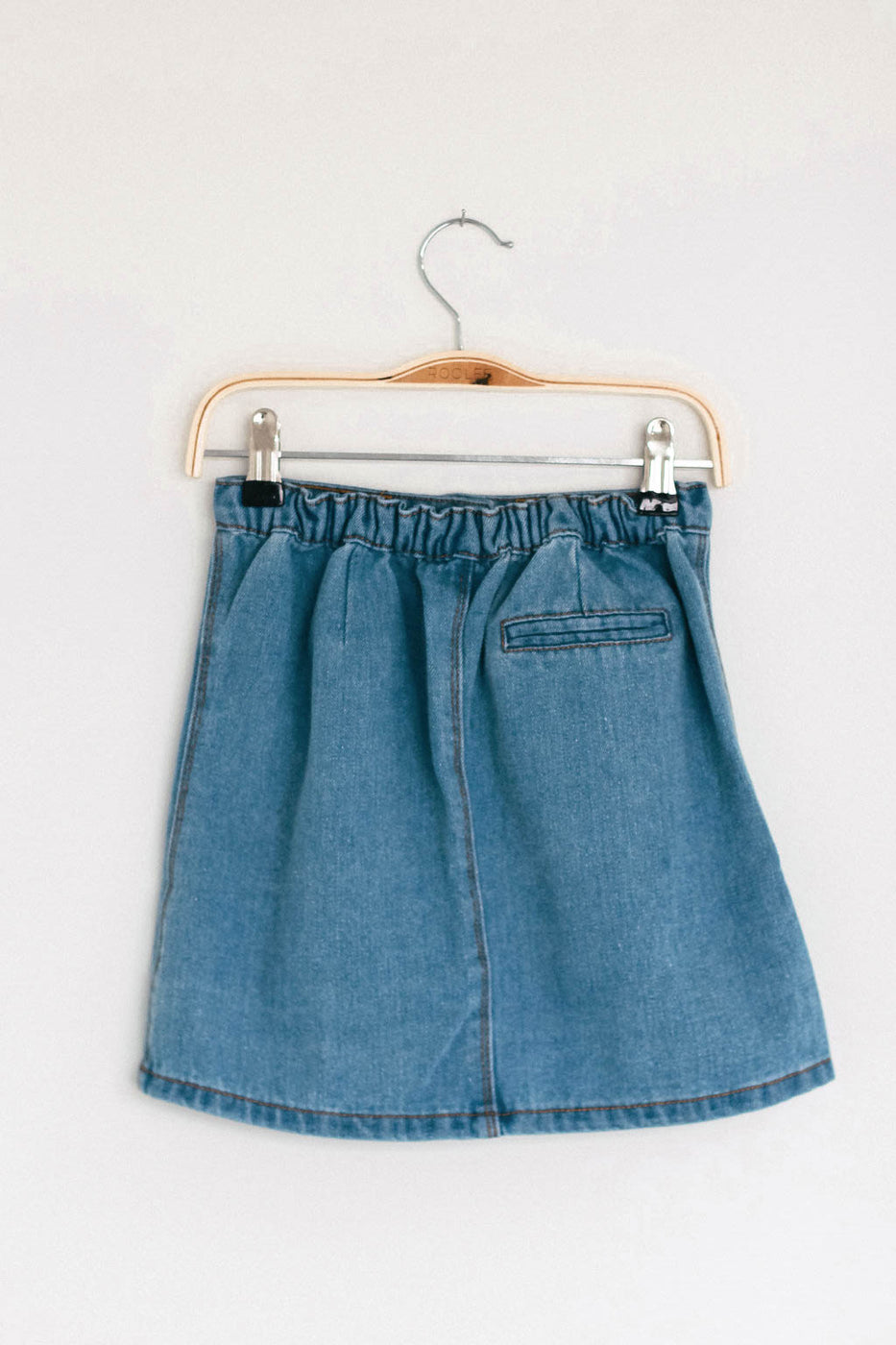 The Sandy Denim Skirt