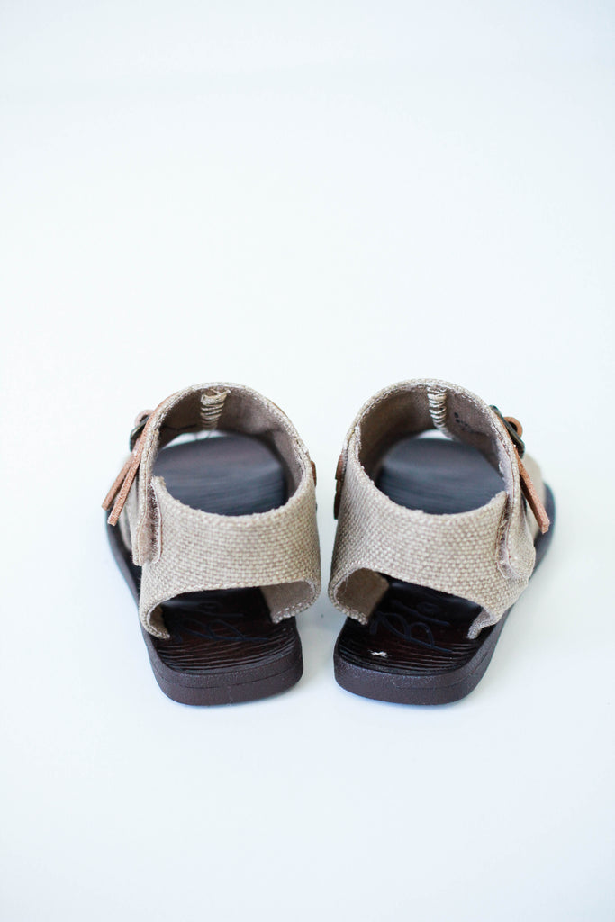 Tan Sandals | ROOLEE Kids