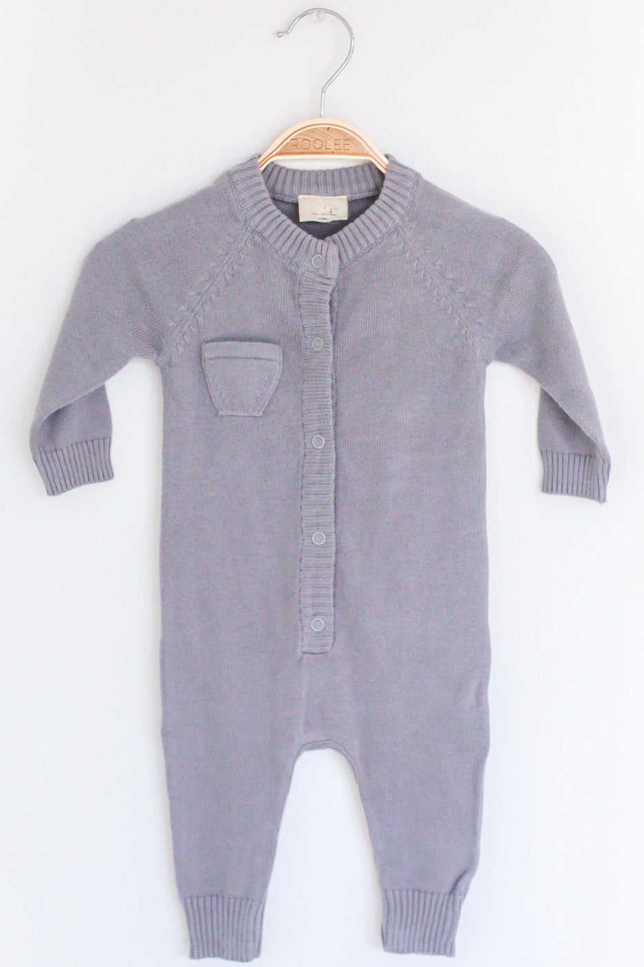 Milan Flat Knit Coverall
