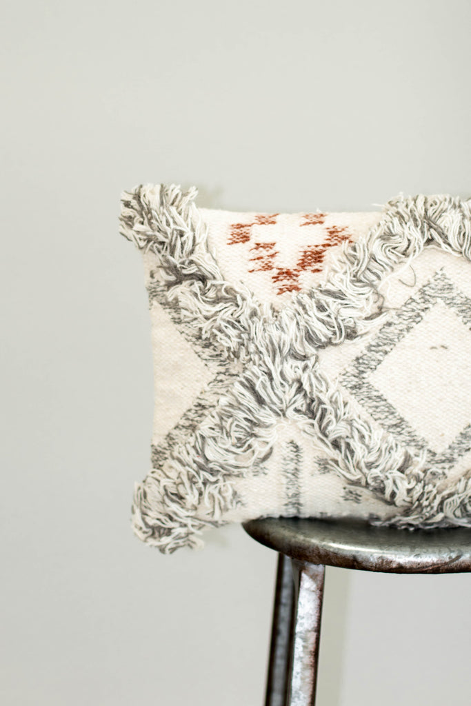 Wolfgang Fringe Pillow