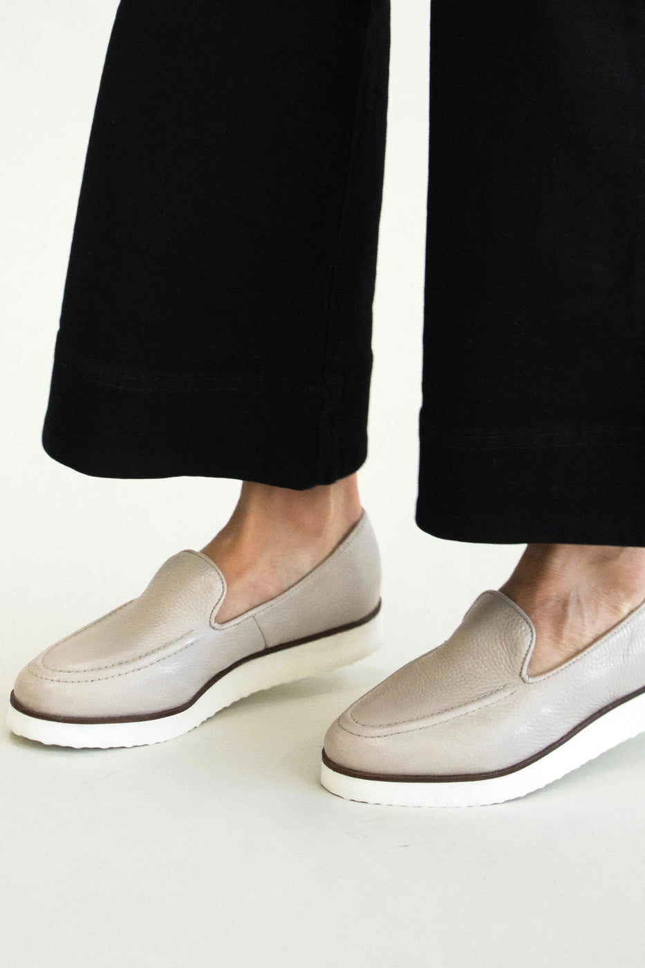 ROOLEE Ribbed Loafers | ROOLEE