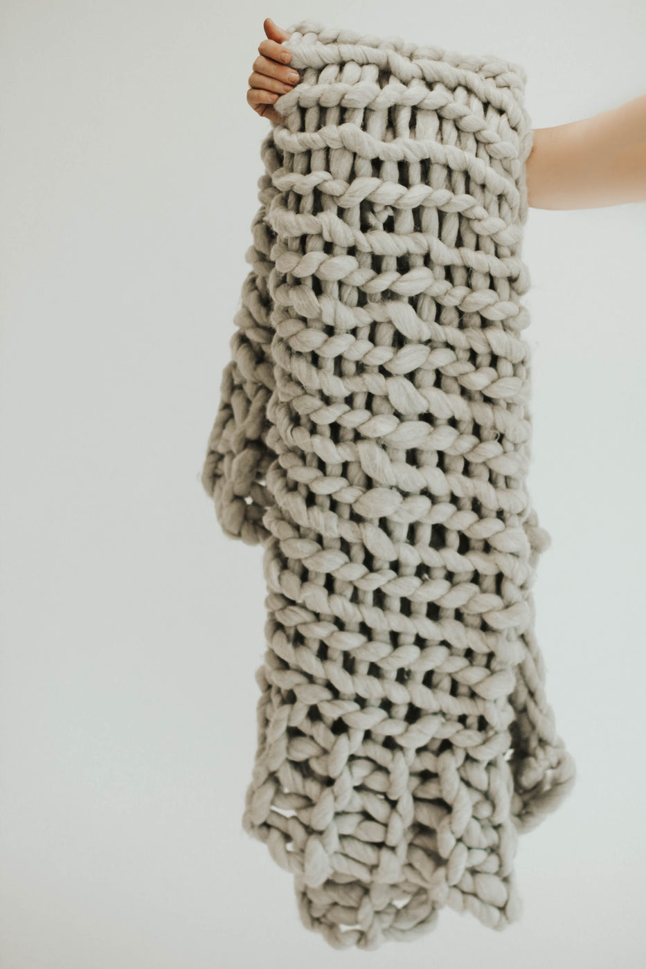 Waterford Knit Throw | ROOLEE