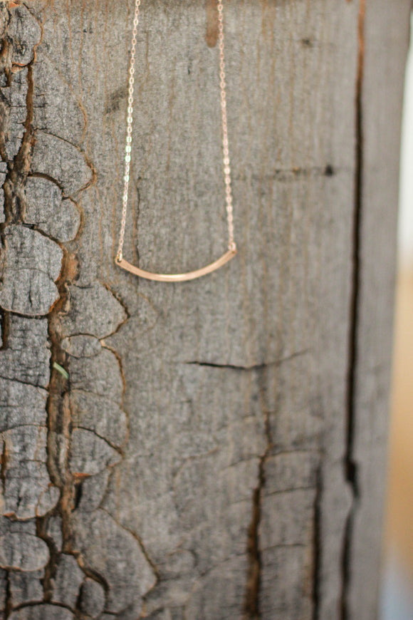 Rose Gold Simple Jewelry For Women | ROOLEE