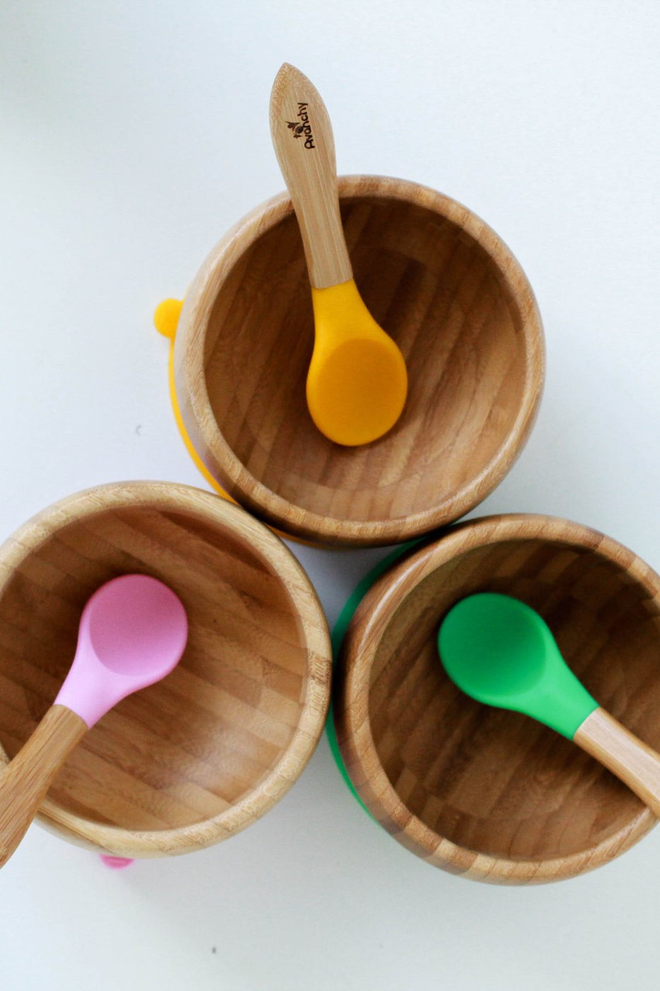 Colored Bowls For Kids | ROOLEE Kids