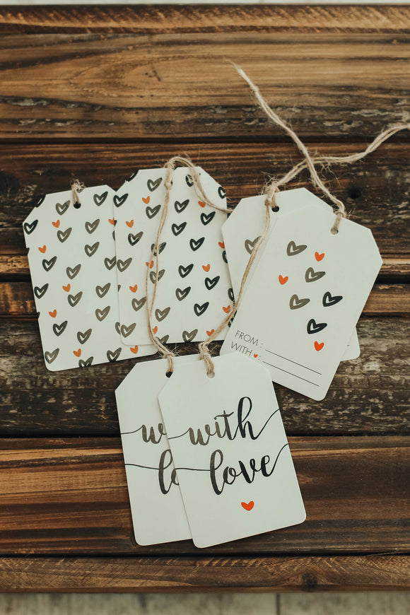 Love Gift Tags | ROOLEE