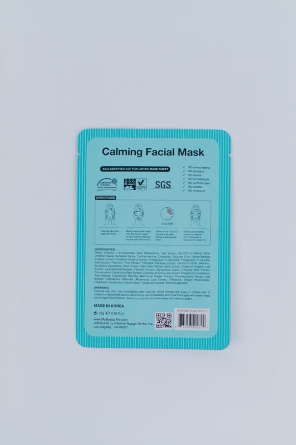 Calming Sheet Mask | ROOLEE
