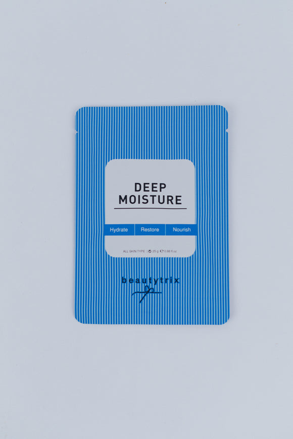 Deep Moisture Sheet Mask