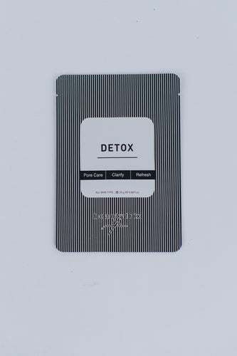 Charcoal Sheet Mask | ROOLEE