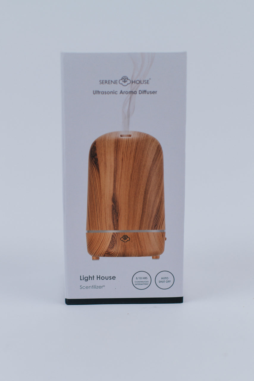 Wood Oil Diffuser | ROOLEE