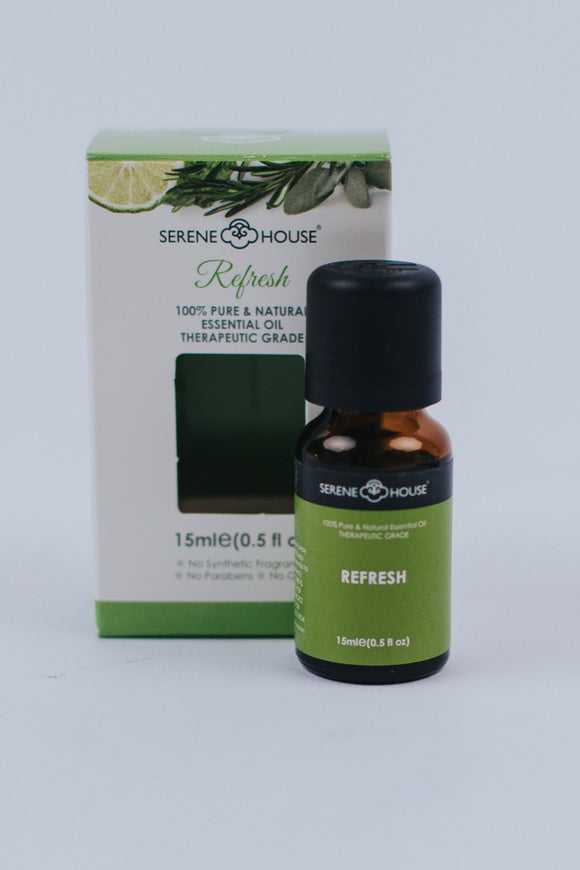 Refresh Essential Oil | ROOLEE