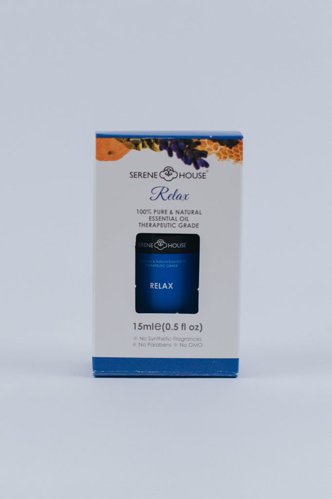 Relax Essential Oil Diffuser Blend | ROOLEE