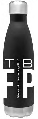 Bulletproof Black Tumbler