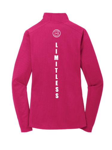 Limitless Pink Pullover
