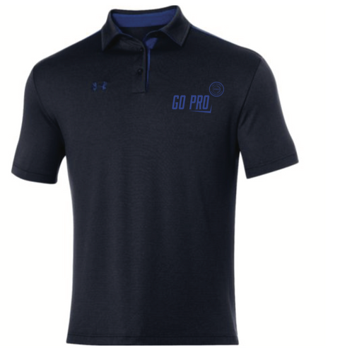 Go Pro Under Armour Performance Polo