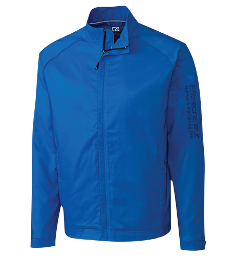 Entrepreneur Weather Tech Full Zip Jacket