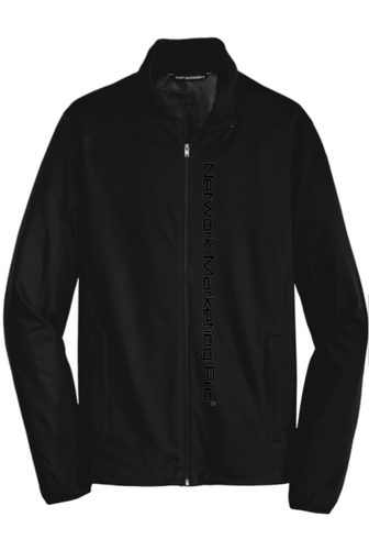 Network Marketing Pro Active Soft Shell Jacket