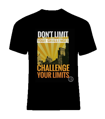 Don't Limit Your Challenges Tee