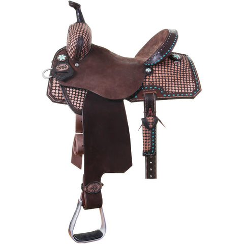 Spr00-78373 Saddle