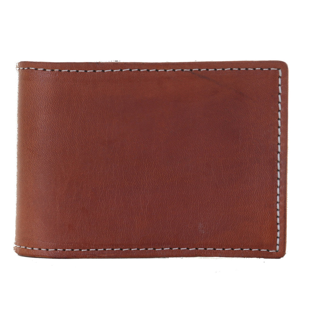 BF66 - Harness Leather Bifold Wallet