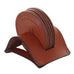 COASTERH01 - Double J Saddlery Coaster Holder
