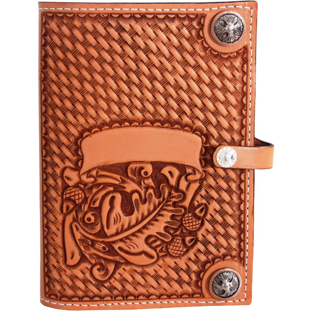 Dt29 - Hand-Tooled Day Planner Accessories