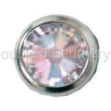 Clear Swarovski Crystal - Scss00-34 Design Option
