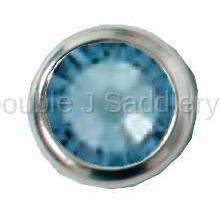 Denim Blue Swarovski Crystal - Scss25-34 Design Option