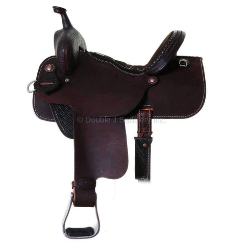 Sy00 - 65838 Youth Saddle Saddle